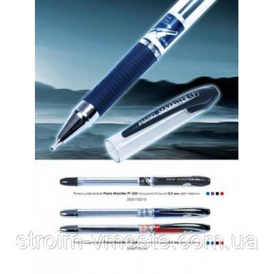 Ручка кулькова Piano Maxriter РТ-335 синя 0,5 мм