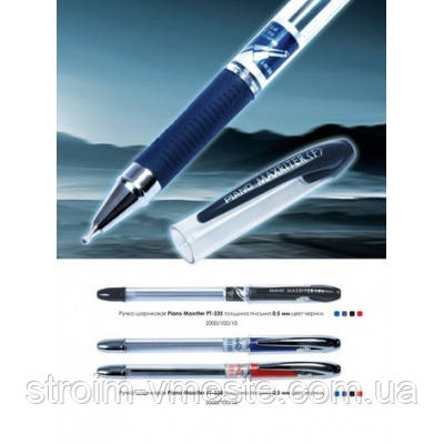 Ручка шариковая Piano Maxriter РТ-335 красная 0,5мм