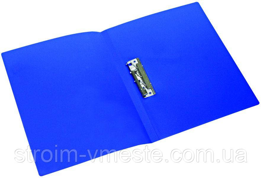Папка с зажимом сбоку А4 NORMA 5100 PP 550 мкм