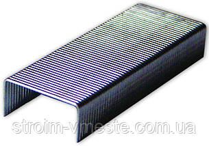 Скобы для степлера 10/5 1000шт 4-318 4Office