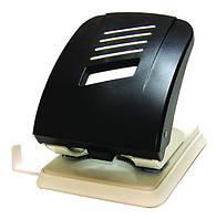 Дырокол для бумаги пластиковый NORMA 4330 8 см 45 л черный