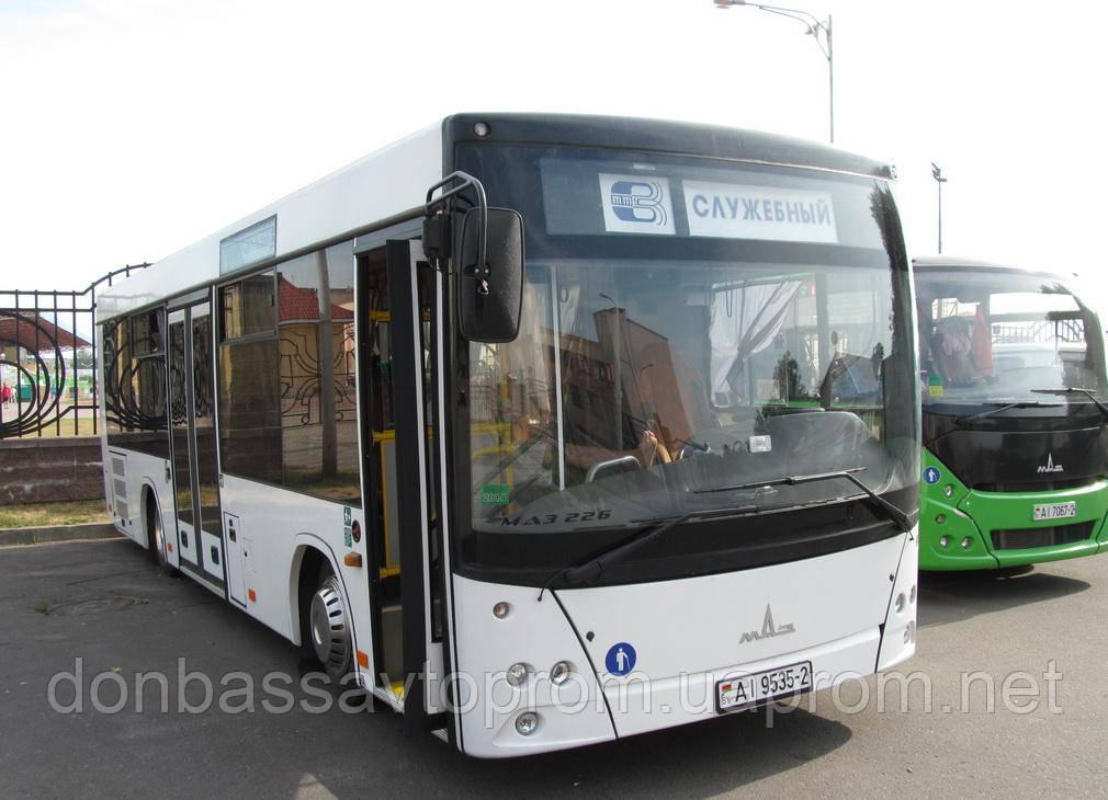 Новый автобус МАЗ 226 069