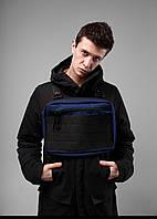 Нагрудная сумка Chest Rig/броник «Stockton» Bad Monkey, цвет синий