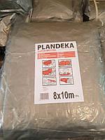 Тент Тарпаулин Tenexim Super Mocny 160 г/м2, размер 8х10м, фото 1