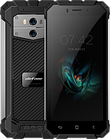 Ulefone Armor X, 2/16 Gb, IP68, Android 8.1, NFC, Qi-зарядка, двойная камера 13+5 Mpx, Face ID, дисплей 5.5""
