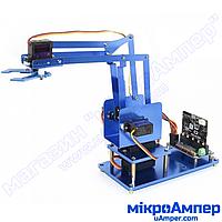 Комплект металевого робота для micro:bit