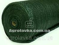 АКЦИЯ! Сетка затеняющая 75% затенения, 3м*50м, зелёная, S&N (80г/кв.м)