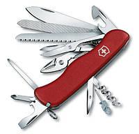 0.9064 Нож Victorinox Work Champ красный (0.9064)