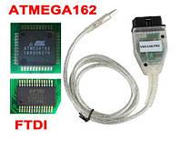 Сканер VAG CAN PRO CAN BUS + UDS + k-line SW версия 5.5.1  с FTDI FT245RL + ATMEGA162
