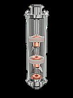 "1.5"" Колпачковая колонна (флейта) ""Вавилон"", 3 уровня"