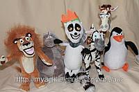 Мягкая игрушка Мадагаскар Пингвин 22см.