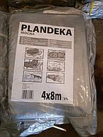 Тент Тарпаулин Tenexim Plandeka Mocna 120 г/м2, полипропиленовый, 4х8м