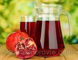 Гранатовый сок - самый лучший энергетик.