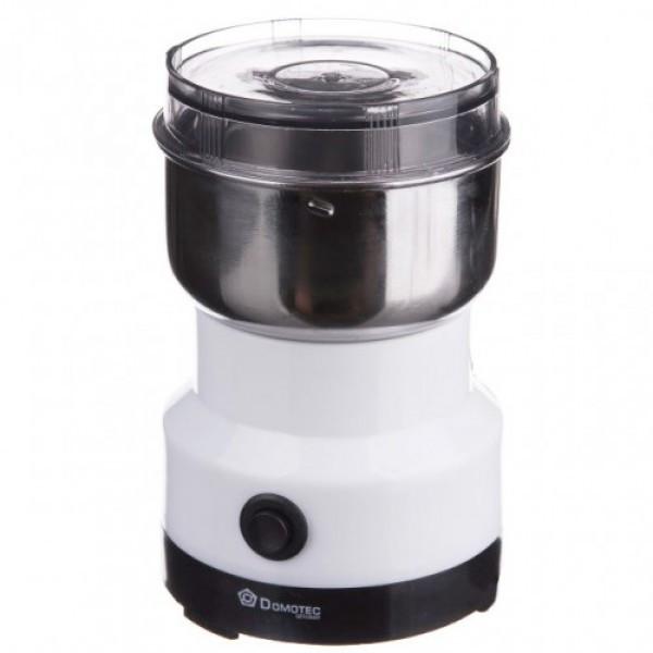 Ножевая кофемолка DOMOTEC MS-1106 120 Вт измельчитель кофе для дома