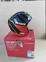 №24. Горнолыжный шлем ATOMIC Redster Replica Helmet XS 53.5-54.5 см Black, фото 1