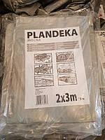 Тент Тарпаулин Tenexim Plandeka Mocna 120 г/м2, полипропиленовый, 2х3м