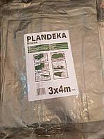 Тент Тарпаулин Tenexim Plandeka Mocna 120 г/м2, полипропиленовый, 3х4м, фото 1