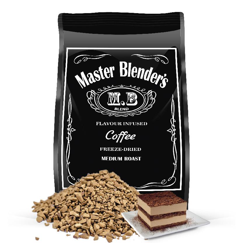 """Кофе ароматизированный растворимый """"Master Blender's"""" Тирамису, кг"""