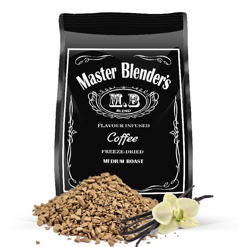 """Кофе ароматизированный растворимый """"Master Blender's"""" Французкий коньяк, 500 гр"""