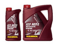 Трансмиссионное масло  ATF AG52 AUTOMATIC SPECIAL  MANNOL 1л