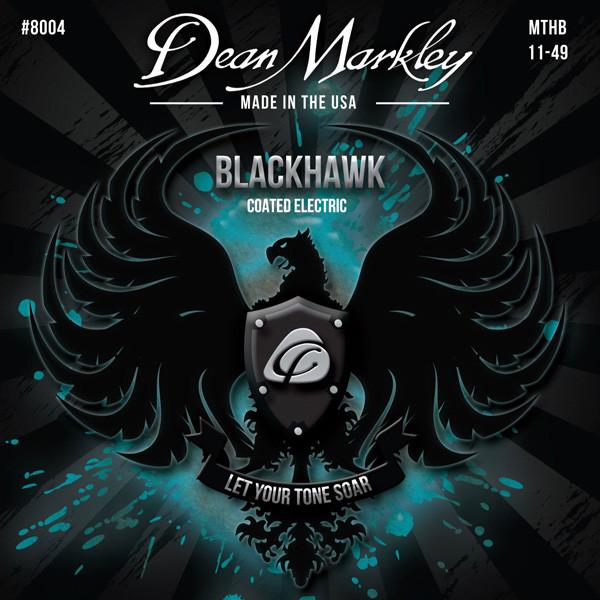 Струны DEAN MARKLEY 8004 BLACKHAWK COATED ELECTRIC MTHB (11-49)