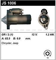 Продам стартер на JEEP Wrangler 4.0,Cherokee 4.0 i 12.91-12.02