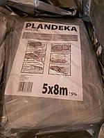 Тент Тарпаулин Tenexim Plandeka Mocna 120 г/м2, полипропиленовый, 5х8м