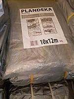 Тент Тарпаулин Tenexim Plandeka Mocna 120 г/м2, полипропиленовый, 10х12м
