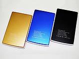 Повер банк Power Bank 30000 mAh на солнечных батареях 2 USB, фото 5