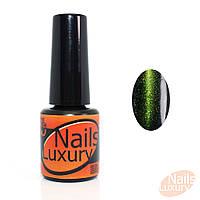 """Гель-лак """"Кошачий глаз"""" Nails Luxury USA №7"""