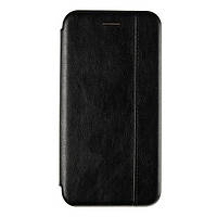 Чохол-книжка для iPhone X/iPhone XS Leather Gelius Black
