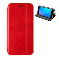 Чохол-книжка для Samsung Galaxy A405 A40 Leather Gelius Red (72916)