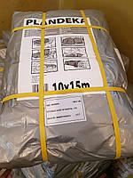 Тент Тарпаулин Tenexim Plandeka Mocna 120 г/м2, полипропиленовый, 10х15м