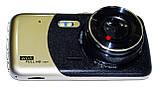 Автомобильный видеорегистратор DVR T652 Full HD камера заднего вида, фото 4