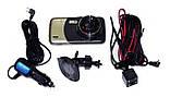 Автомобильный видеорегистратор DVR T652 Full HD камера заднего вида, фото 6