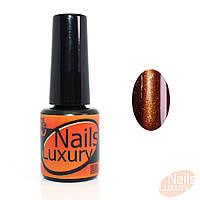 """Гель-лак """"Кошачий глаз"""" Nails Luxury USA №9"""