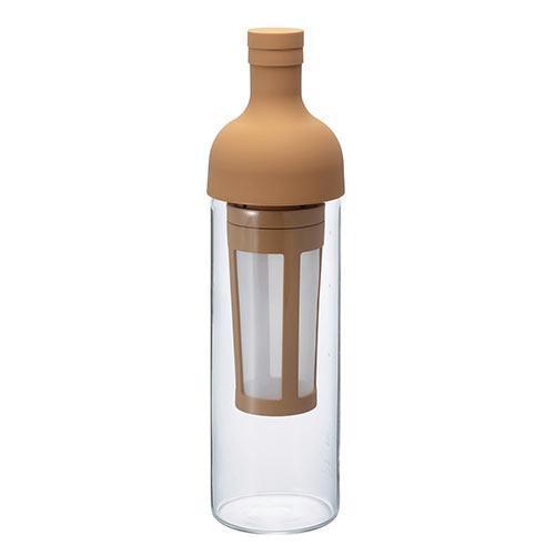Бутылка-заварник Hario для холодного кофе, коричневая (750 мл)