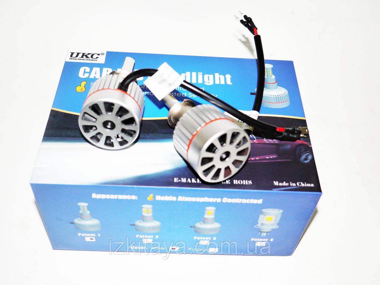 Светодиодные лампы H3 в автомобильные фары Xenon LED 33W 12V