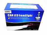 Светодиодные лампы H3 в автомобильные фары Xenon LED 33W 12V, фото 2