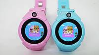 Умные детские часы Smart Baby Watch A17 с GPS трекером