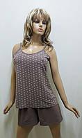 Пижама женская большого размера 212