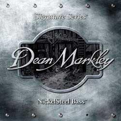 Струны для бас-гитары DEAN MARKLEY 2608A NICKELSTEEL BASS XL4 (40-95)