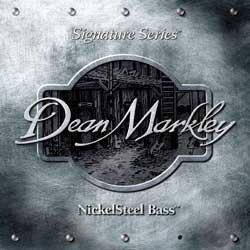 Струны для бас-гитары DEAN MARKLEY 2608A NICKELSTEEL BASS XL4 (40-95), фото 2