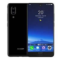 Смартфон Sharp Aquos (S2) C10 Global 4/64 Gb + Чехол Черный