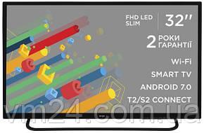 Телевизор LED-телевизор ERGO LE32CT5550AK
