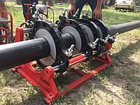 Стыковой сварочный аппарат AHP Wezer 90mm-315mm