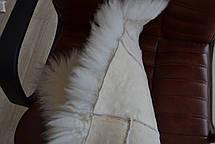 Накидка на стілець з овчини 03, фото 2