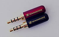 "Штекер (миниджек) 3,5мм 4C ""Sennheiser"""