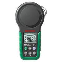 Люксметр MASTECH MS6612T 0-200 000 Lux; 0-20000 ФК; 0-999900 CD 10 режимами для разных типов освещения (PR0290)