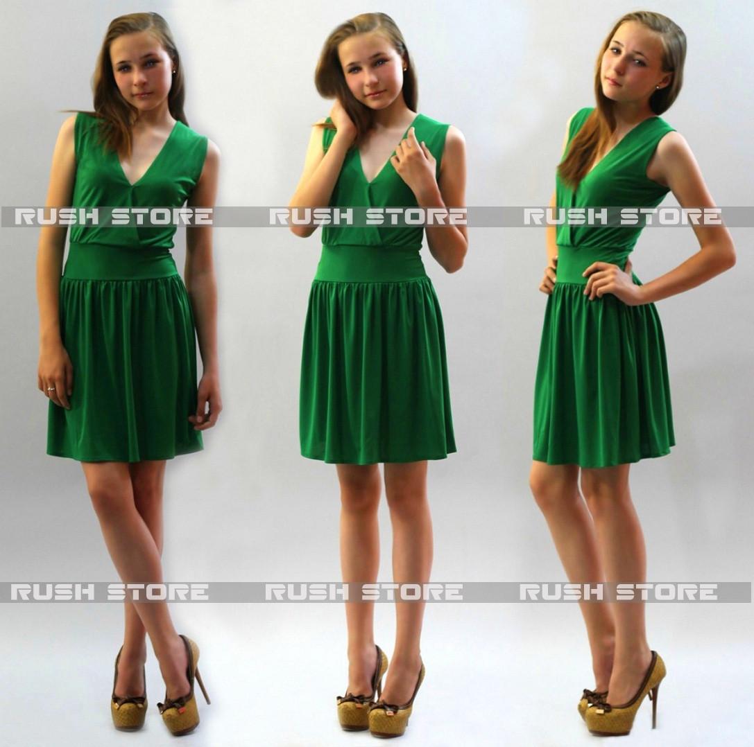 d9017832752c494 Платье с запахом, цена 350 грн., купить в Николаеве — Prom.ua (ID#106516250)